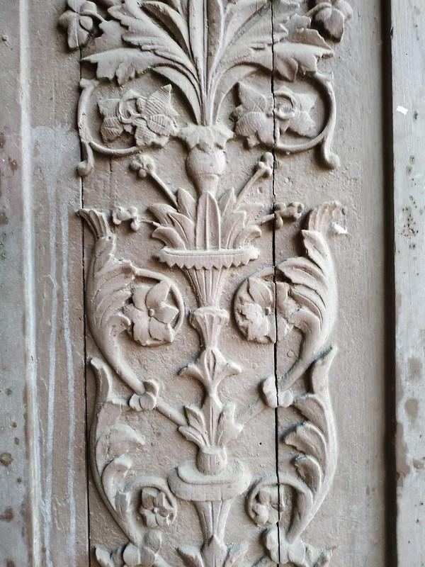 Door texture closeup #1
