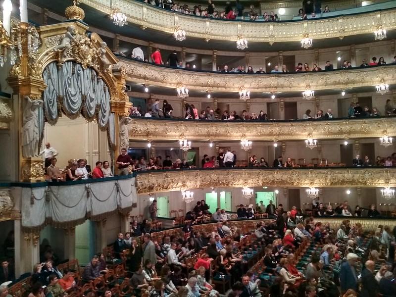 Санкт-Петербург - Мариинский театр