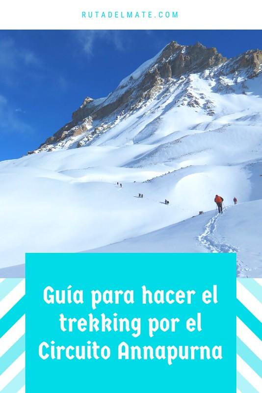 Trekking Circuito Annapurna