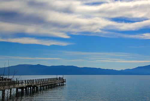 Dock of the Lake