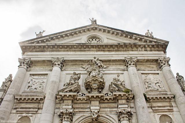 Chiesa di San Stae, Santa Croce Venezia