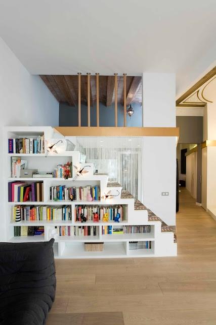 Ideas para almacenar libros_ Rojo Valentino Blog (6)