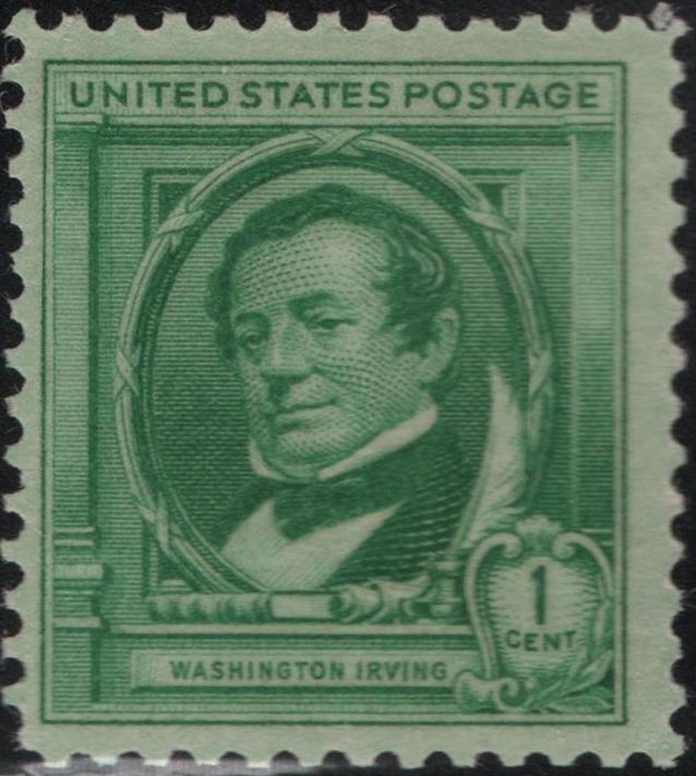 United States - Scott #859 (1940)