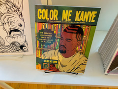 Color Me Kanye at Upper Playground, Portland, Oregon