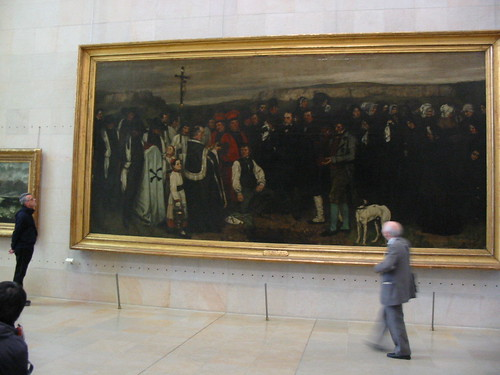 Gustave_Courbet._Burial_at_Ornans._1849_50._showing_scale