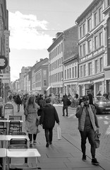Street scene, Oslo