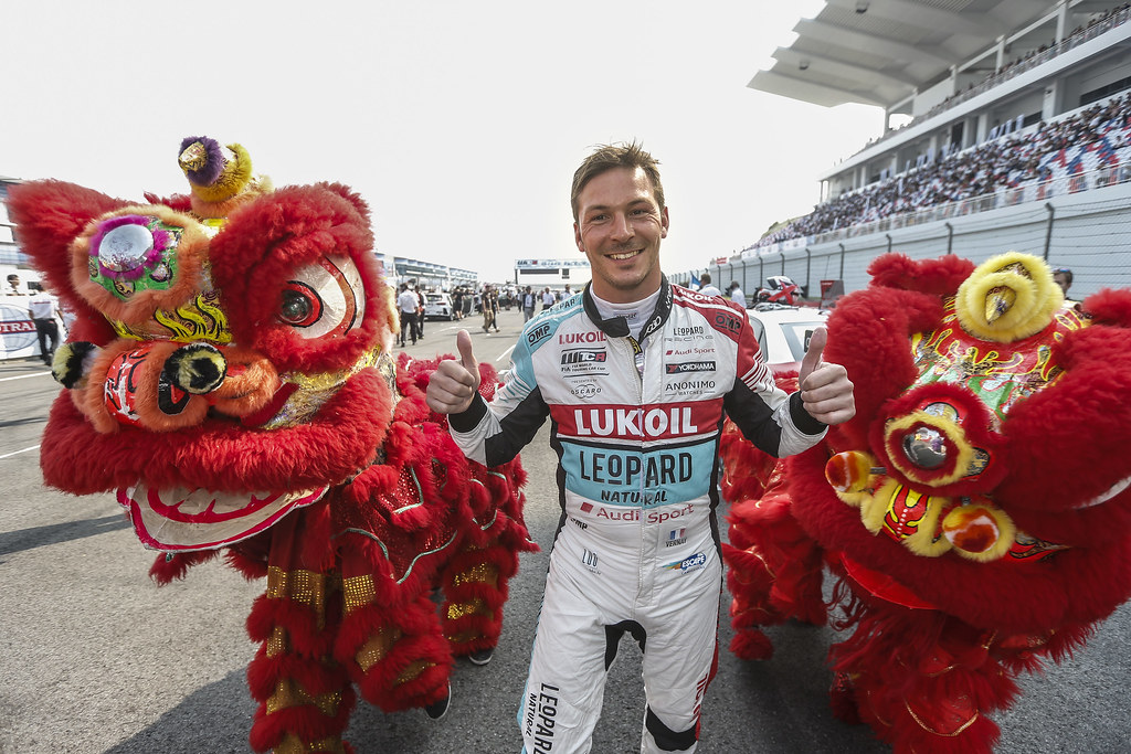 AMBIANCE GRID 69 VERNAY Jean-Karl, (fra), Audi RS3 LMS TCR team Audi Sport Leopard Lukoil, action during the 2018 FIA WTCR World Touring Car cup of China, at Ningbo  from September 28 to 30 - Photo Jean Michel Le Meur / DPPI