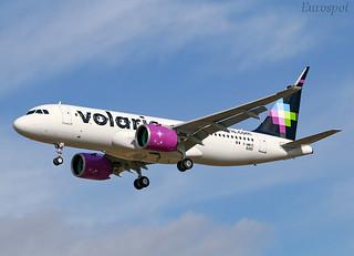 F-WWIC Airbus A320 Neo Volaris