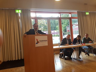Parteitag der SPD Harburg September 2018
