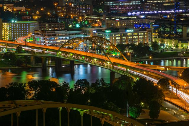 Passing Through Pittsburgh