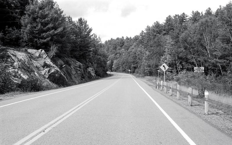 Highway 35 Curve