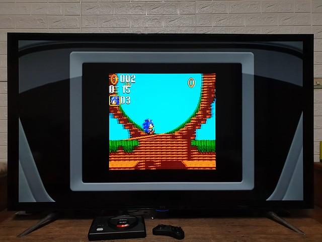 「SEGA MD 復古遊戲機」經典再現感動滿載,內建85款經典遊戲/電視遊樂器 - 45