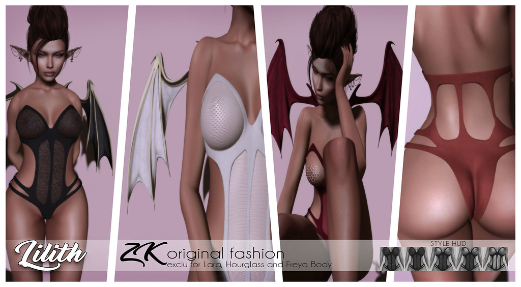 -:zk:- Lilith Exclusive@Cosmopolitan