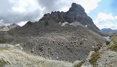 Glaciar rocoso de Chambeyron - Saint-Paul-sur-Ubaye (Francia) - 07