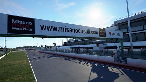 Assetto Corsa Competizione Early Access v0.2 Misano