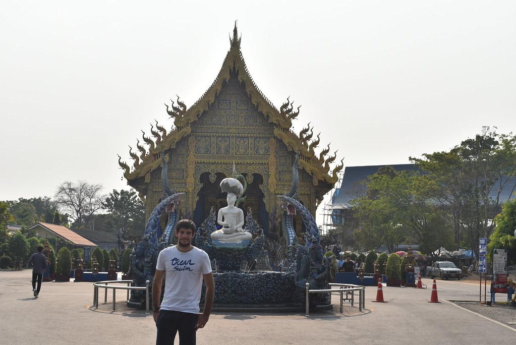 Templo Azul - Chiang Rai