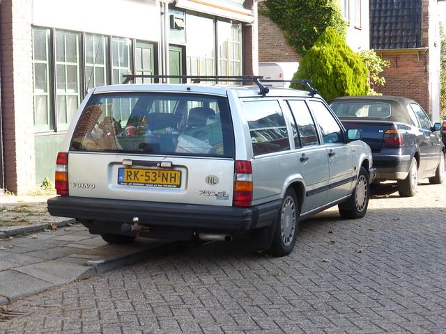 Volvo 740 GL, Panasonic DMC-TZ35
