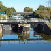 Ponders End Lock, River Lee Navigation