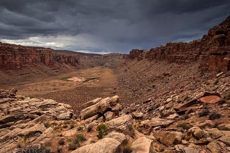 Red Lake Canyon