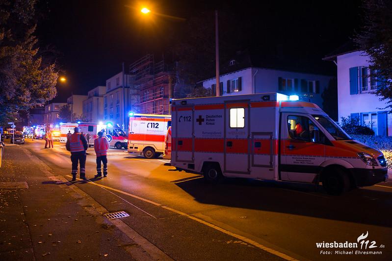Brand Altenhwohnheim Sonnenberg 15.10.18