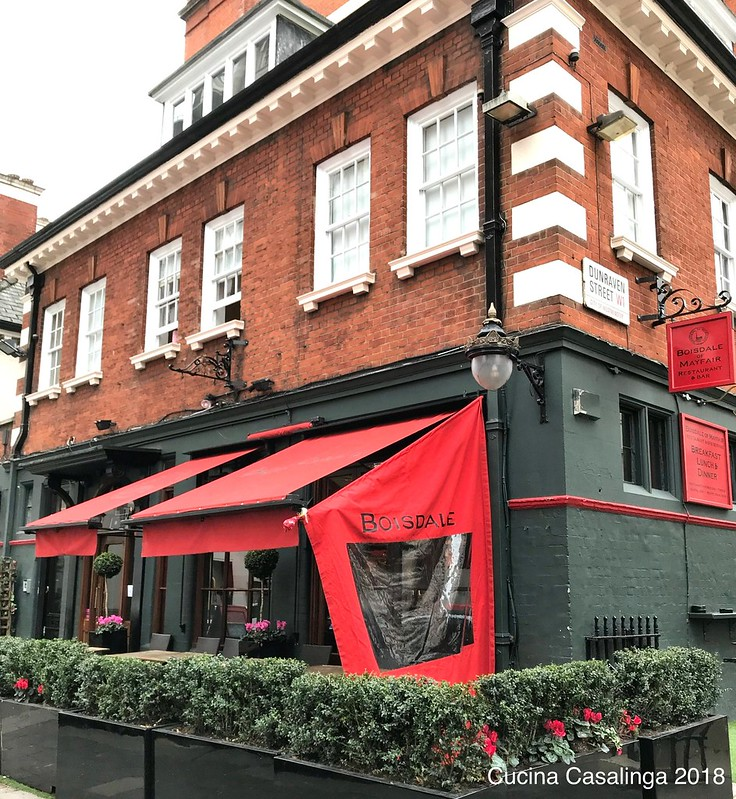 2018 London - Boisdale 07