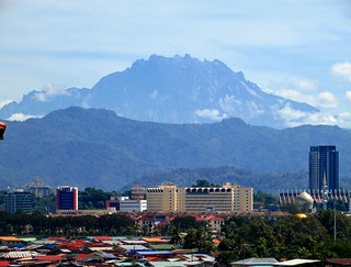 Mount Kinabalu's Out!