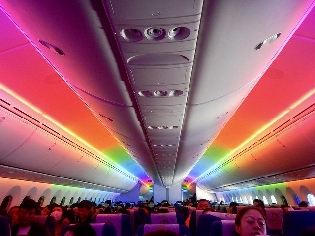 279/365: on board the rainbow jet