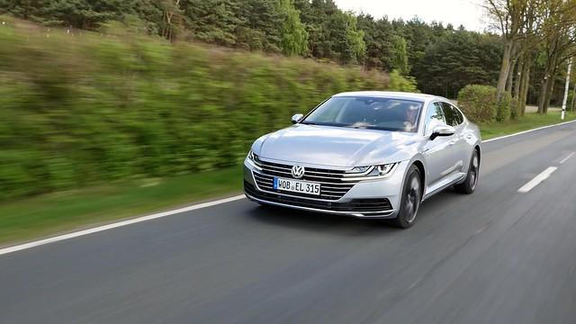 Comprar Volkswagen Arteon