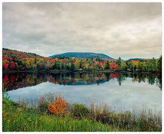 Adirondacks Fall Foliage