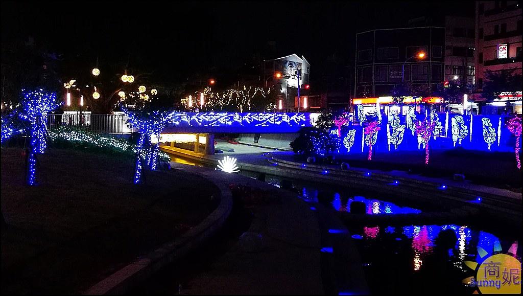 綠川夜景26