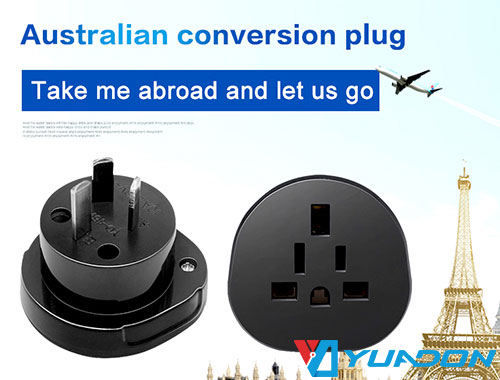 Australian power plug