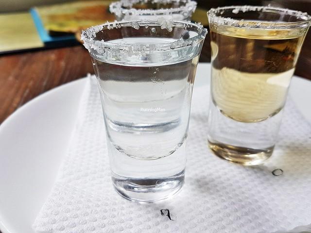 Tequila Blanco Ocho