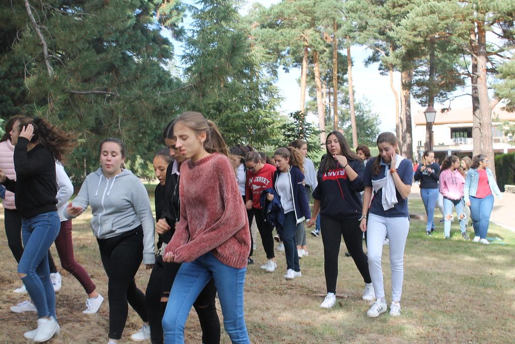 Convivencia de 3º ESO en Molinoviejo