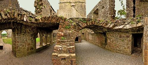 Irlande - Bective Abbey