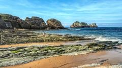 Playas de Liencres. Cantabria.