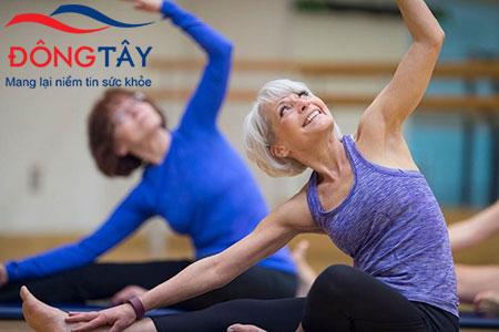 Giảm bớt mức độ nguy hiểm của bệnh suy tim bằng tập luyện thể thao mỗi ngày