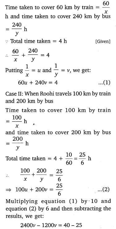 NCERT Solutions for Class 10 Maths Chapter 3 Pair of Linear Equations in Two Variables e6 2d