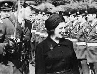 Ambassador Ruth Dobson