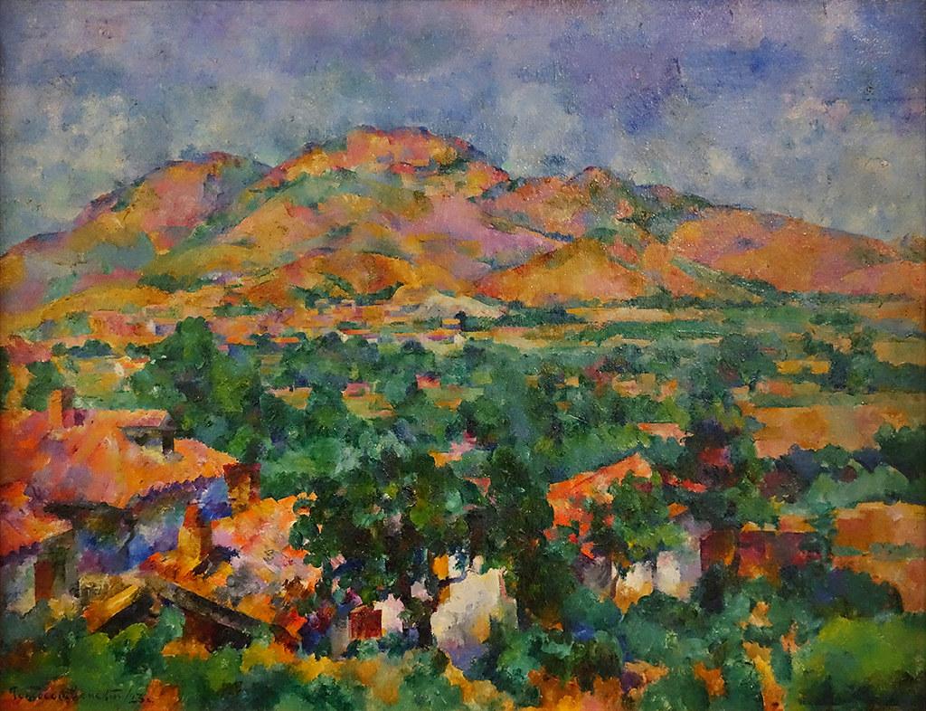 Impressionism in the Avant-garde_47_Rozhdestvensky