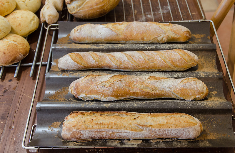 CooknwithClass Bread Masterclass: Baguettes!