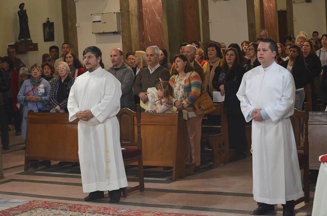 Ordenaciones diaconales para el sacerdocio (2018)