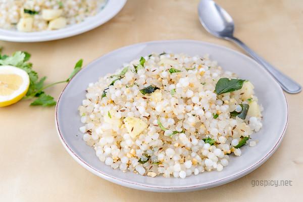 Sabudana Khichdi Recipe by GoSpicy.net