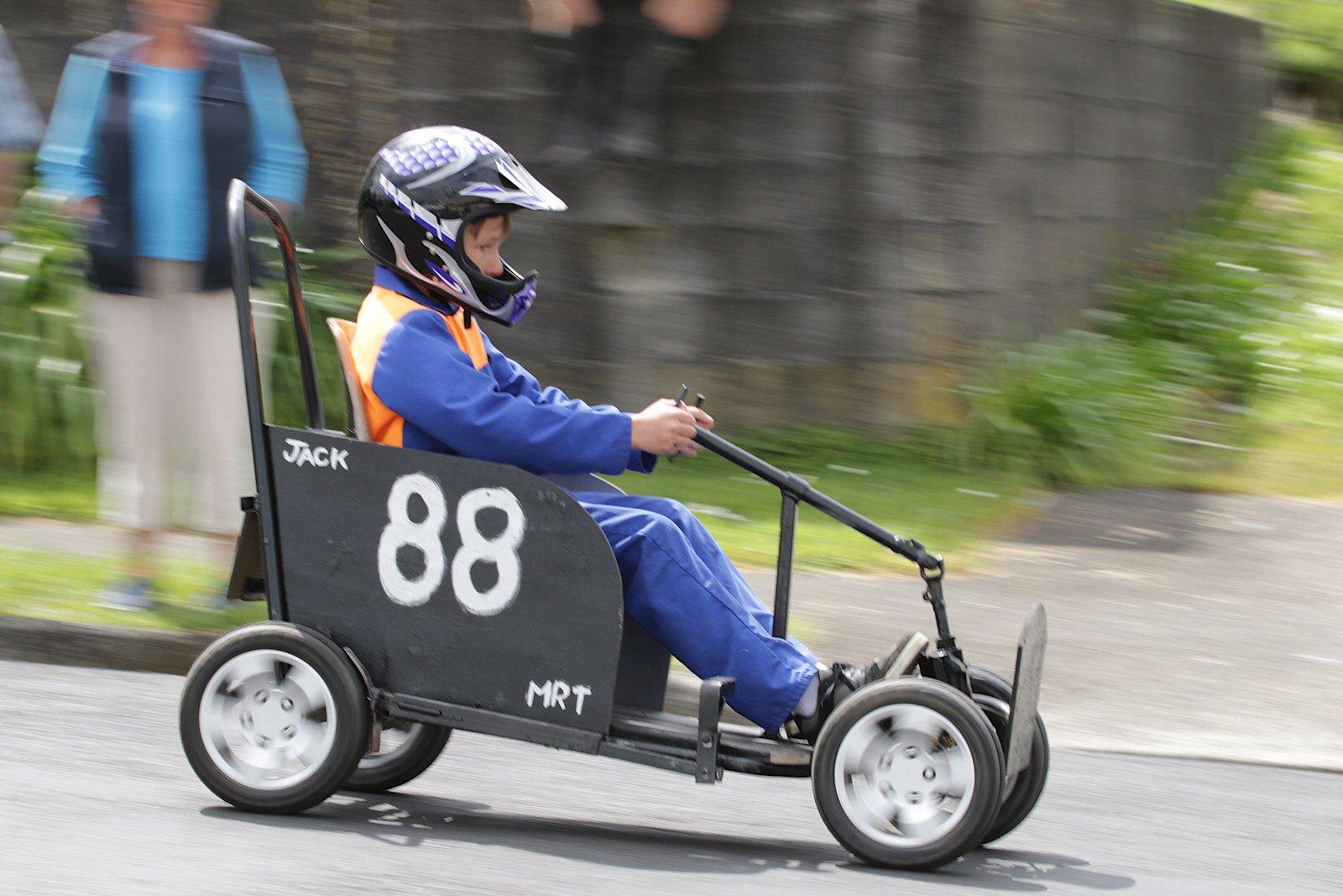 GO Waihi Annual Trolley Derby 2018