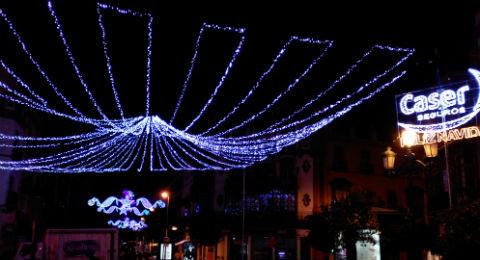 luces navidad triana