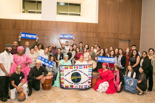 Adelante Siempre - Hispanic Heritage Month Alumni Reception