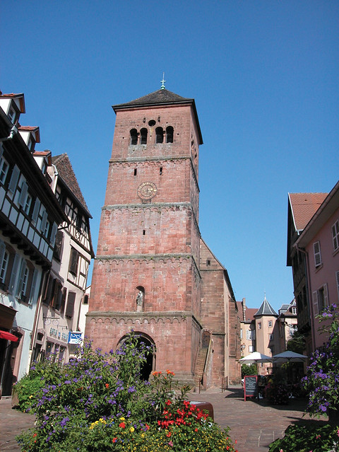 eglise ND de la Nativité, saverne