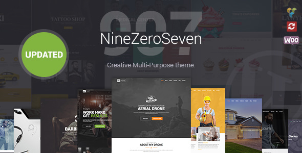 907 v4.1.11 - Responsive WP One Page - Multi One Page Parallax