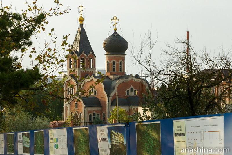 Свято-Михайло-Архангельский храм, Темрюк