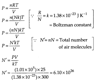 NCERT Solutions for Class 11 Physics Chapter 13 kinetic Energy 6