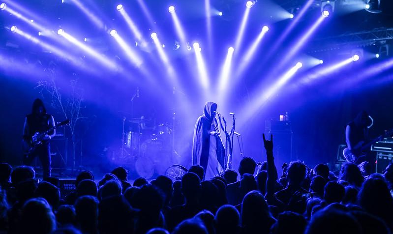 MYRKUR @ 2018 Roskilde Festival